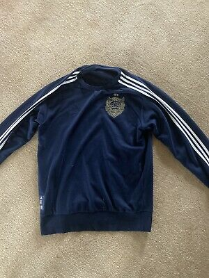 Real Madrid adidas pullover barely worn