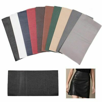 Self Adhesive Durable Imitation Leather 10cm20cm Sofa Repairing Leather Patch