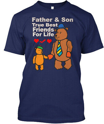 Fathers Day Tshirts-Father And Son Cool 1