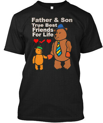 Fathers Day Tshirts-Father And Son Cool 2