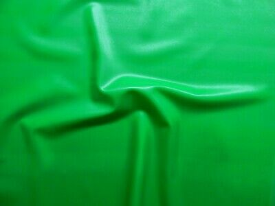Latex Rubber 0-33mm Roll End 196x92 cm Vibrant Green