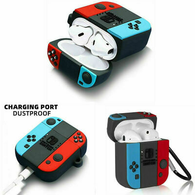 For Apple AirPods Pro 12 Headset NINTENDO SWITCH Silicone Protective Case Cover