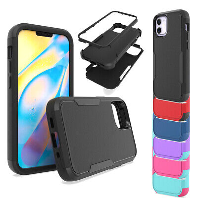 For Apple iPhone 12 Pro Max12 Pro Case Shockproof Rugged Defender Phone Cover