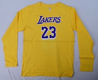 Los Angeles Lakers NBA 23 Lebron James Youth Graphic T-Shirt
