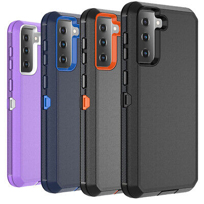 For Samsung Galaxy S21PlusUltra Case Hybrid Shockproof Defender Rugged Cover