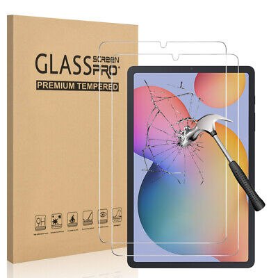 2Pack Tempered Glass Screen Protector For Samsung Galaxy Tab S6 Lite 10-4 P610