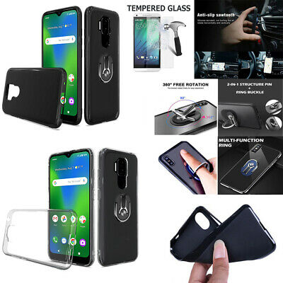Phone Case For Cricket Influence  AT-T Maestro Plus Case Gel TPU Cover