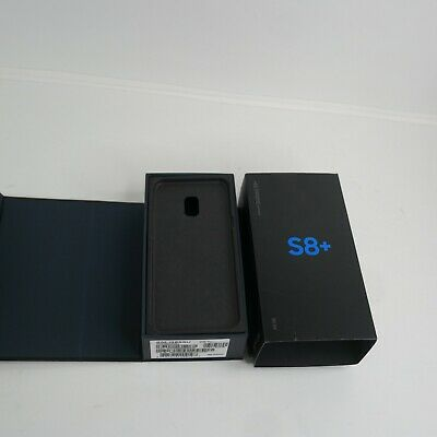Nice Used Samsung S8- Box EMPTY BOX ONLY
