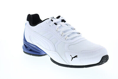 Puma Respin 37489102 Mens White Synthetic Lace Up Lifestyle Sneakers Shoes 9
