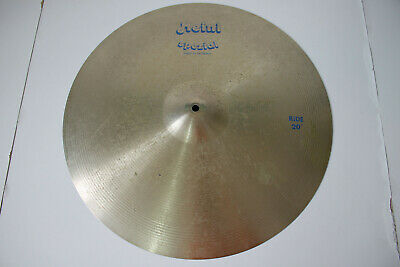 """Meinl Spezial Ride 20"""" Vintage Cymbal Made in West Germany"""