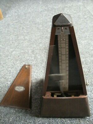 METRONOME MAELZEL 1815 PAQUET 1846 MADE IN FRANCE