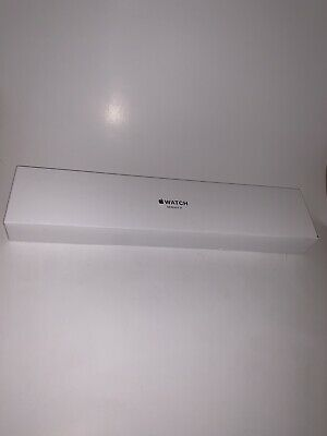 EMPTY BOX ONLY For Apple Watch Series 3 - 38 mm - NO WATCH - NO ACCESSORIES