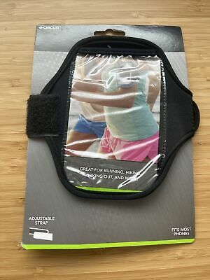 Sport Armband Case by E-CIRCUIT fits most phones adjustBle strap
