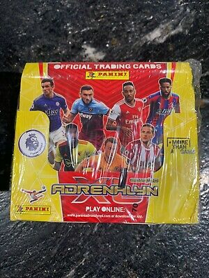 Premier League Official Trading Cards 20192020 50 Packets with 6 Cards