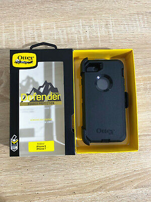 Otterbox NEW Defender Case Cover Holster for iPhone 7 iPhone 8 iPhone SE 2 Gen