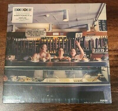 Haim featuring Taylor Swift Gasoline 7 Vinyl Record RSD 2021 LE 4500 New Sealed