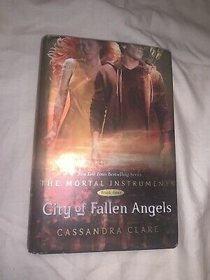 The Mortal Instruments Ser- City of Fallen Angels by Cassandra Clare 2011-