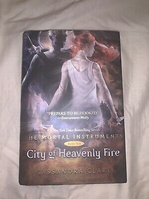 City of Heavenly Fire 6 The Mortal Instruments