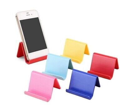 Mobile Phone Holder Cellphone Stand Mini Portable Desk Stand Phone Desk Stand