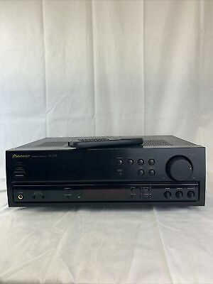 PIONEER Stereo Receiver Model SX-255R 190 Watt With Remote EXCELLENT WORKING