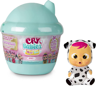 Cry Babies Magic Tears Bottle House Single Pack Multi-color