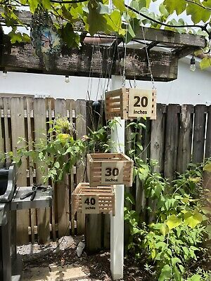 hangers for Orchid Baskets 20 Inches
