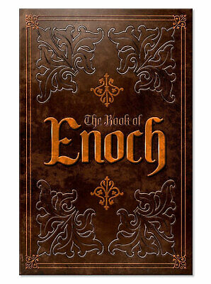 THE BOOK OF ENOCH - Translated by  R- H Charles  1917 London Hardback