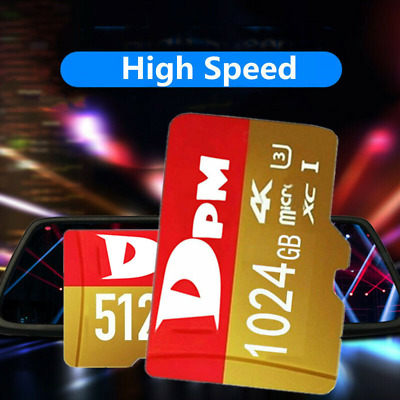 1TB Micro SD Card Memory Card TF Class 10 Card with Free SD Adapter High Speed