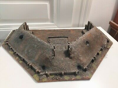 TER003 ARTILLERY REDOUBT WITH INTERIOR FIRING STEP BY FIRST LEGION (RETIRED)