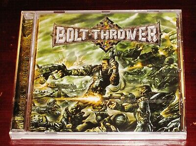 Bolt Thrower Honour - Valour - Pride CD 2001 Metal Blade Records Germany NEW