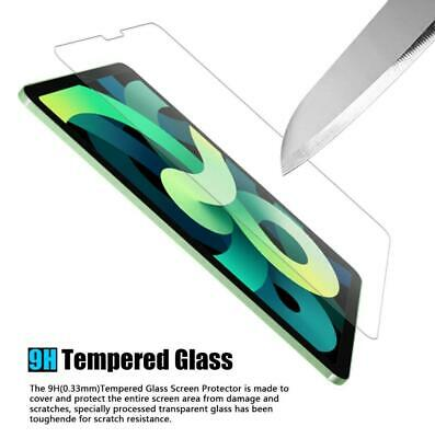 For iPad Air 4 2020 10-9 inch 4th Gen Tempered Glass HD Screen Protector