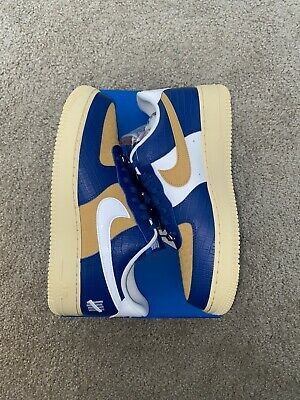 Undefeated x Nike Air Force 1 Low SP Size 10-5