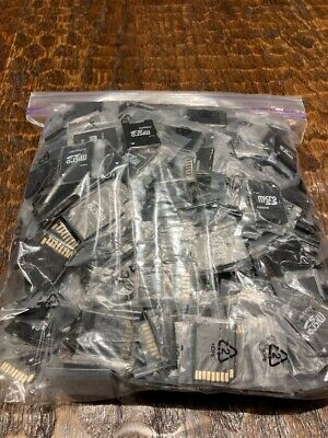 450 QTY Brand New MicroSD to SD Adapter Cards