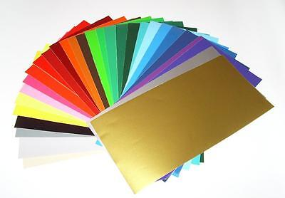12 x 24 Glossy Adhesive backed Vinyl for Cricket Silhouette Cameo etc-