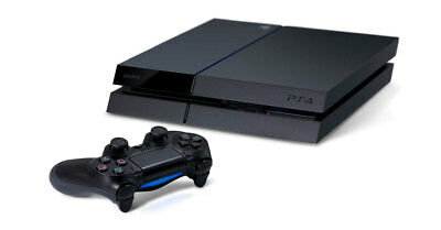 Sony PlayStation 4 PS4 - 500 GB Jet Black Console