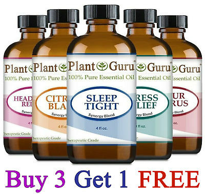 Essential Oil Blends 100 Pure Natural Therapeutic Grade For Diffuser and Skin