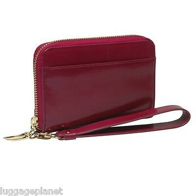 Tusk Montparnasse Womens Leather Smartphone Case Wallet fits iPhone 5 CR-466