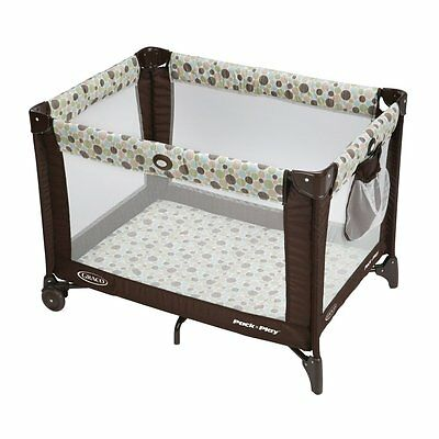 NEW Baby Furniture Travel Bed Graco Pack and Play Crib Toddler Sleep Safe Gift