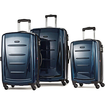 Samsonite Winfield 2 Fashion Hardside 3 Piece Spinner Luggage Set 20 24 28