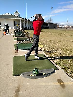 Golf Practice Driving Range Mats 60 x 60 A Grade Christmas Special