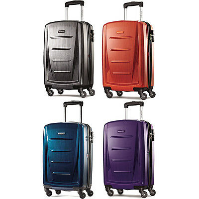 Samsonite Winfield 2 Fashion Hardside 20 Spinner Luggage Carry On Suitcase
