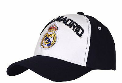 Real Madrid Fc Club  Adjustable Cap Hat -  NEW Season soccer ronaldo