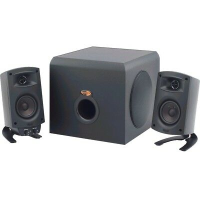 Klipsch ProMedia 2-1 THX Certified Speaker System - Black
