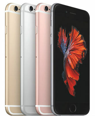 Apple iPhone 6 PLUS 6S 16GB 64GB 128GB -GoldSilverGreyRose UNLOCKED SIMFREE