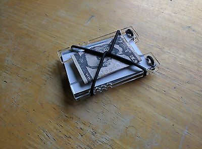 Clear Tactical Shock Wallet EDC Punisher NEW