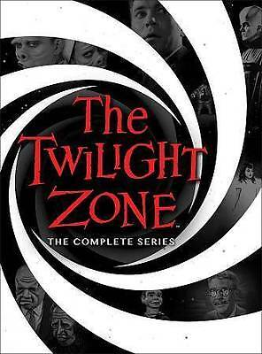 Twilight Zone The Complete Series DVD 2016-25-Disc Set FREE SHIPPING-
