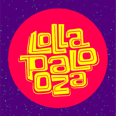 Lollapalooza 4 day passes August 3-6 2017