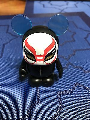 Vinylmation Yokai  and Fred Big Hero Chaser 3 lot of 2