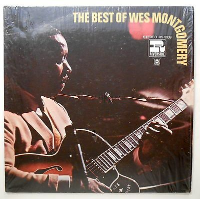 The Best of Wes Montgomery RS-3039 Stereo LP VG-