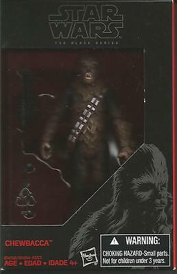 Chewbacca Star Wars The Black Series Action Figure New MIB